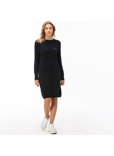 Lacoste Kadın  Elbise EF2017.17L Lacivert